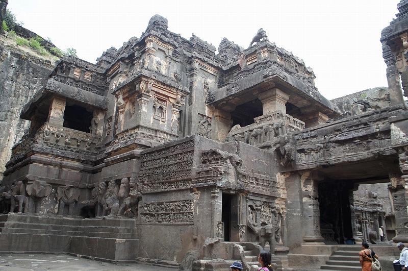 第16 カイラーサナータ寺院