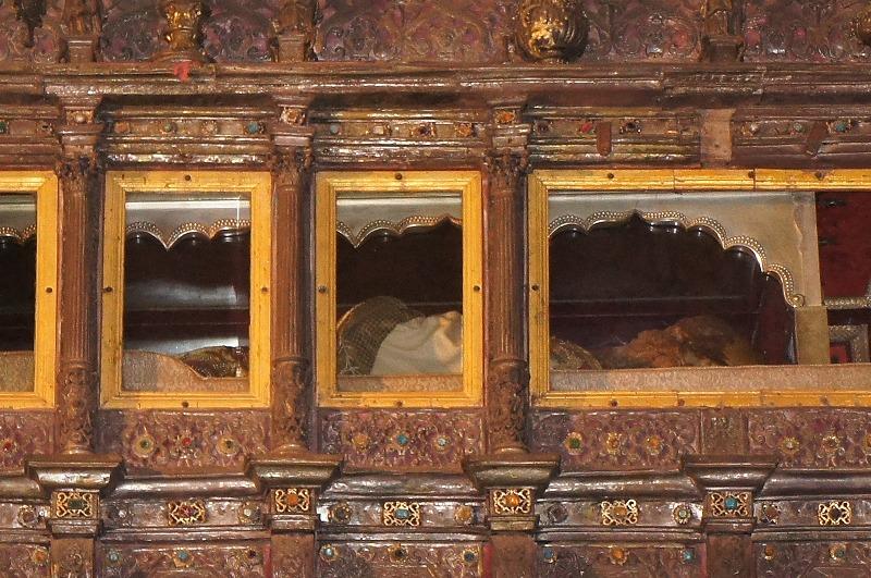 フランシスコ・ザビエルの棺