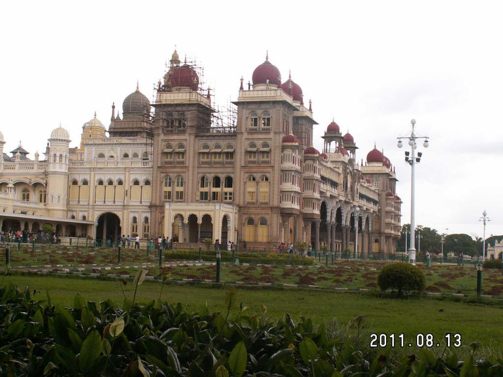 マイソール宮殿