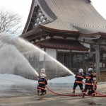 お知らせ 消防訓練