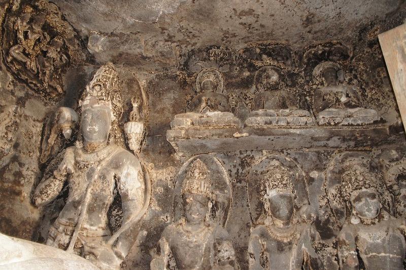 仏教窟 仏陀