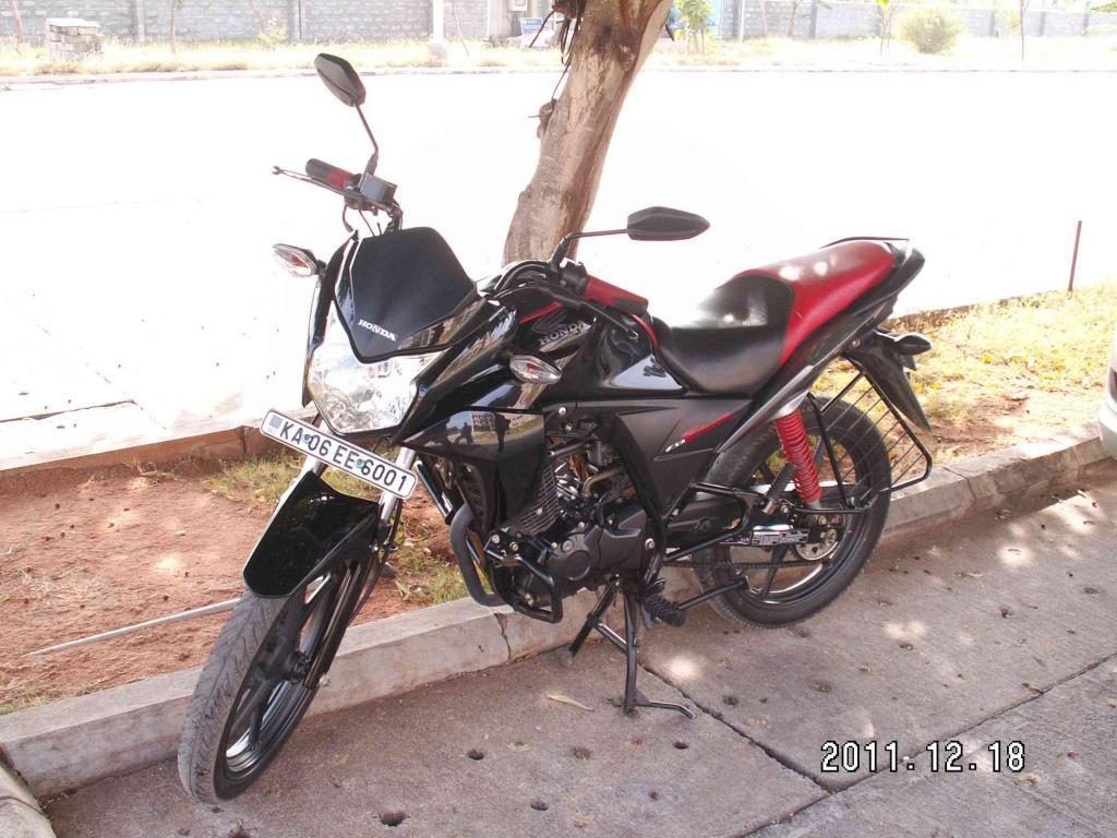 一般的なバイク